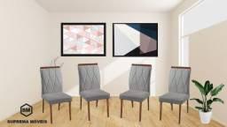 Cadeiras de Madeira Maciça Nova