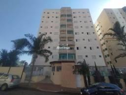 Apartamento para aluguel, 3 quartos, 1 suíte, 2 vagas, Tubalina - Uberlândia/MG