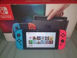 Nintendo switch desbloqueado v1 DESCRIÇÃO