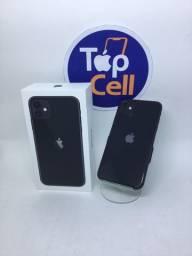 IPHONE 11 PRETO 64GB (SEMINOVO)