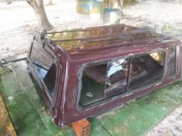 Capota Fibra D20 Cabine Simples