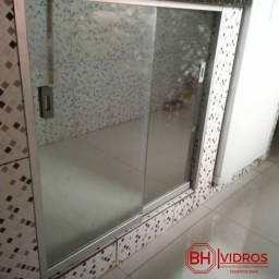 Vidros box de banheiro/ espelhos / portas janelas e outros