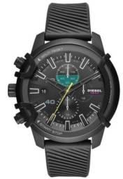 Relógio Masculino Diesel Dz4520 Griffed Chronograph - Preto