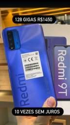 Xiaomi redmi 9T 128 gigas 4 de ram