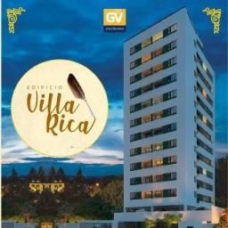 JS- Lindo apartamento na Polidoro/Várzea - 02 quartos, 50m² - Edf. Villa Rica