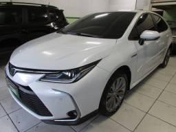 Título do anúncio: Corolla Altis Hybrid 2021 - Apenas 19.000kms