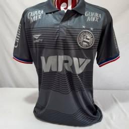 Camisa Bahia Penalty 2015 Terceiro Uniforme