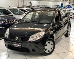 Renault Sandero Expression completo 1.6 - 2011- 70mil km