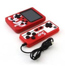 Mini Game Retrô Com 2 Controle