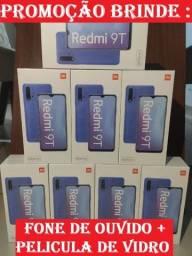 Xiaomi Redmi 9T 64GB + 4GB Ram Lacrado Versão Global Novos