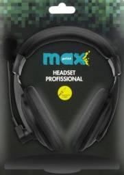 Headset Max Print Profissional