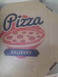 Caixas de pizzas n35 personalizadas