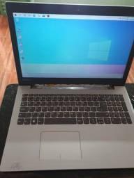 Ultrabook i3 7Geração 4GB DDR4 2400Mhz 1TB Tela 15.6