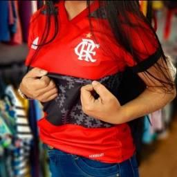 Nova Camisa Feminina Flamengo