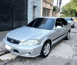 Civic Lx Automático 99