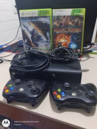Xbox 360 zero semi novo