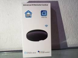 Controle IR infravermelho wi fi smart inteligente alexa google assistente inteligente
