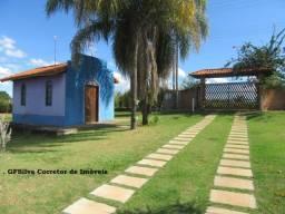 Título do anúncio: Chácara 10.000 m2 Píscina área gourmet 5 dorm. Casa ampla Ref. 440 Silva Corretor