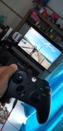 Controle Wireless Xbox One Original Semi Novo