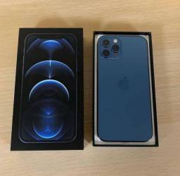 Iphone 12 Pro - Azul - 128Gb- Seminovo Impecavel - Setubaltek