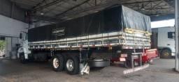 1620 1997 Truck Carroceria graneleiro em ótimo estado