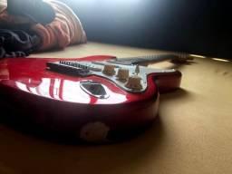 Squier by Fender com modificações