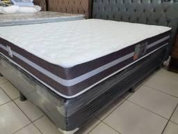 Conjunto Box Queen Size -DG3325