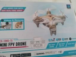 Micro Mini Drone Camera Hd Cx10w