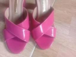 Sapato rosa Número 37