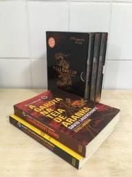 Coleção Millennium - 5 livros