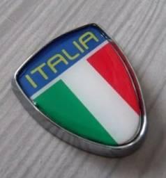 Fiat - escudo da italia para carros linha fiat.
