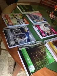 Kit Livros Apostilas SAE Digital para ENEM ou ensino médio