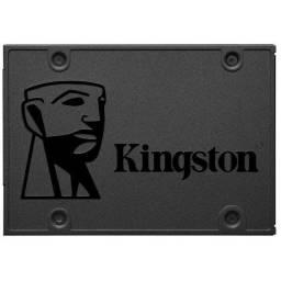 Ssd 240GB Sata Kingston ,Leitura 500MB/s,Gravação 350MB/s, Novo (lacrado), Nf e garantia