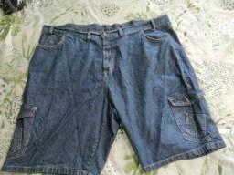 Short Jeans - Fredao - tamanho 66