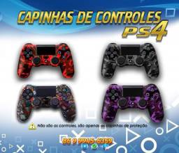 Capinhas Controles PS4