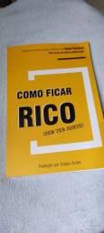 Livro Como ficar rico (sem ter sorte)