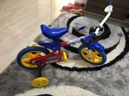 Vendo bicicleta menino