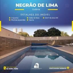Apartamento com 2 quartos Setor Negrão de Lima - Goiânia/GO