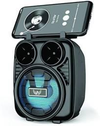 Caixa De Som Bluetooth Fm Sd Pendrive Altomex 1183 (NOVO)