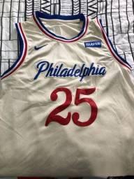 Título do anúncio: Regata Philadelphia NBA