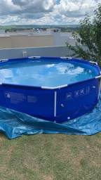 Piscina Master Beach 5100 litros estruturada