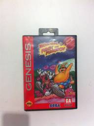 Cartucho Toejam and Earl in Panic on Funkotron p/ Mega Drive