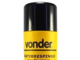 Antirrespingo para Solda Com Silicone 400ml/280g Vonder *