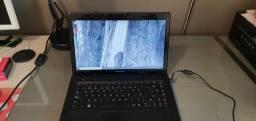 Notebook laptop computador Lenovo