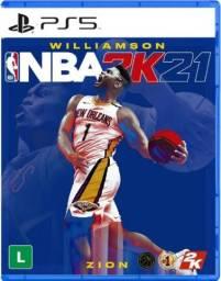 Jogo NBA 2K21 para Ps5 e Xbox Series