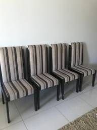 Cadeiras de jantar