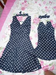 Vendo vestidos mãe e filha