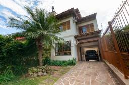 Casa à venda com 3 dormitórios em Espírito santo, Porto alegre cod:22662
