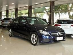 Título do anúncio: Mercedes C 180 1.6 AVANTGARDE 4P FLEX AUT