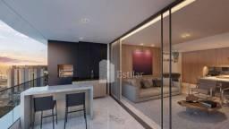 Apartamento 02 suítes e 02 vagas no Bigorrilho, Curitiba